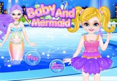 Bebelusul si Sirena