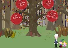 Ben si Holly si Copacul Elfilor