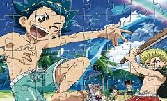 Beyblade Burst Puzzle