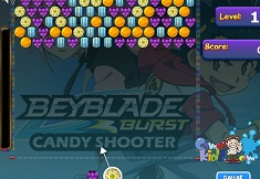 Beyblade Candy Shooter