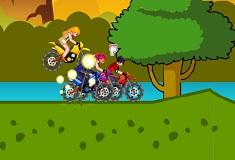 Beyblade Curse de Motociclete