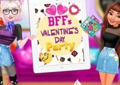 BFF Petrecere de Valentines Day