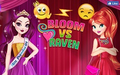 Bloom vs Raven Concurs de Popularitate