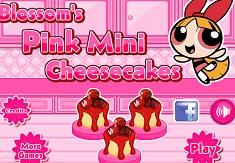 Blossom si Mini Cheesecake