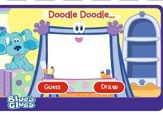 Blue Clue Doodle Doodle