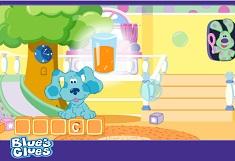 Blue Clue si Alfabetul