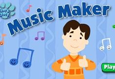Blue Clue si Muzica