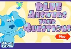 Blue si Intrebarile