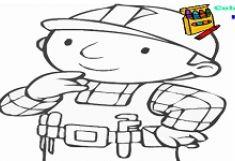 Bob Constructorul de Colorat 2