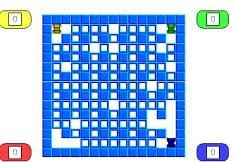 Bomberman cu Culori