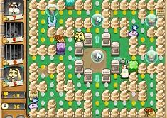 Bomberman cu Monede