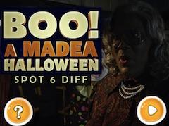 Boo a Madea Halloween 6 Diferente