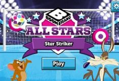 Boomerang All Stars Striker