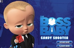 Boss Baby Candy Shooter