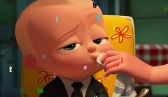 Boss Baby Litere Ascunse