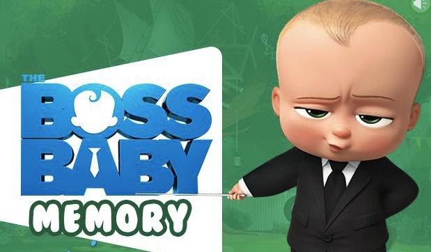 Boss Baby Memory