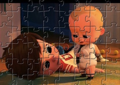 Boss Baby Puzzle 2