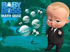 Boss Baby Test de Matematica