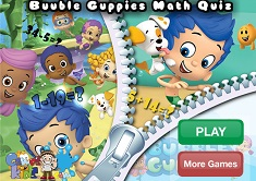Bubble Guppies si Matematica