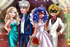 Buburuza Oaspeti Regali la Nunta