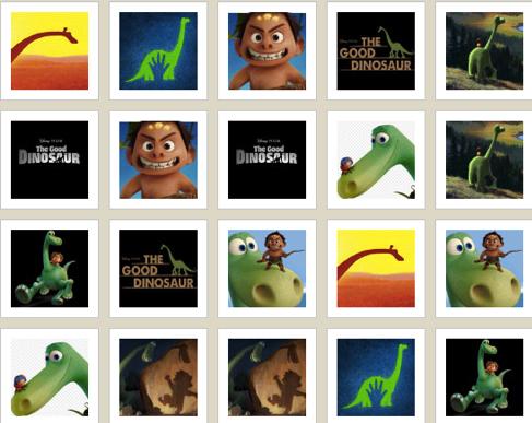 Bunul Dinozaur de Memorie