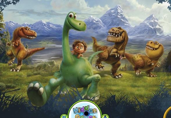 Bunul Dinozaur Numere Ascunse 2…