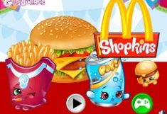 Burger Shopkins