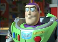 Buzz Lightyear Confuz Puzzle