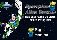 Buzz Lightyear Salveaza Extraterestrii