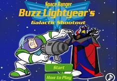 Buzz Lightyear si Batalia Galactica
