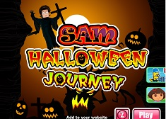 Calatoria lui Sam Halloween