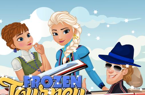 Calatorie cu Surorile Frozen si…