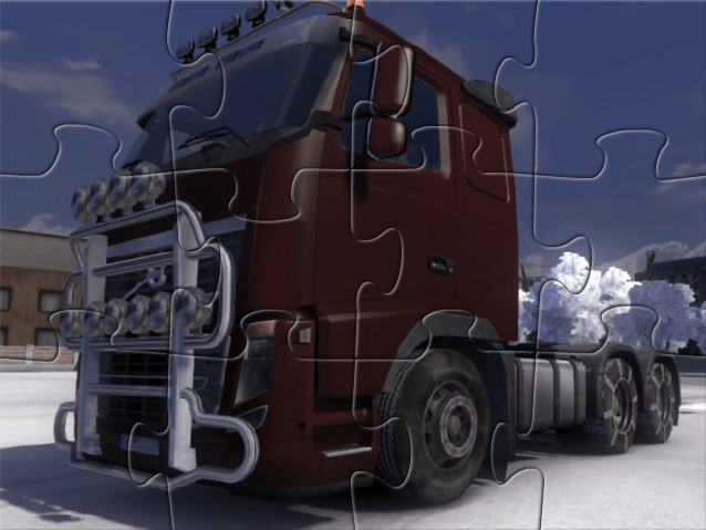 Camioane de Iarna