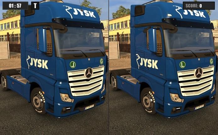 Camioane Mercedes cu Diferente