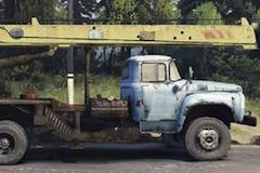 Camion de Constructii Diferente
