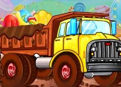 Camionul cu Dulciuri