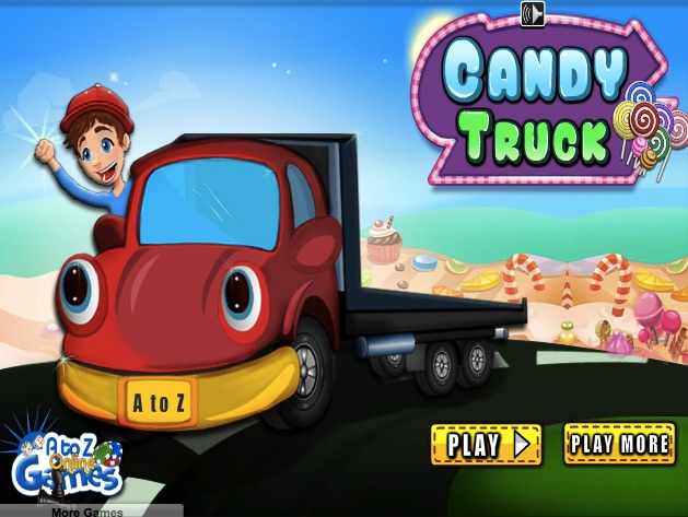 Camionul cu Dulciuri 2