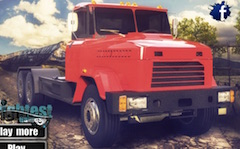Camionul cu Lemne