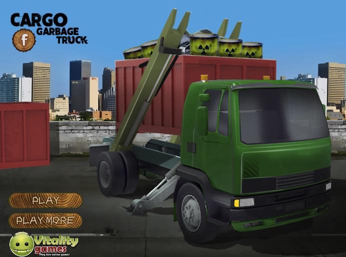 Camionul de Gunoi