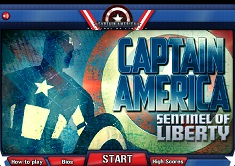 Capitanul America Santinela Libertatii