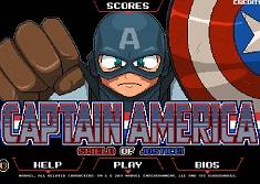 Capitanul America Scutul Dreptatii