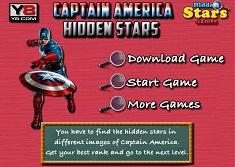 Capitanul America Stele Ascunse