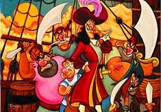 Capitanul Hook si Piratii