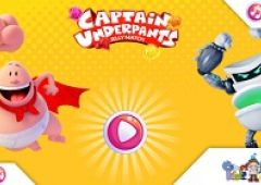 Captain Underpants Jelly Match…