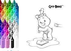 Care Bears de Colorat