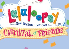 Carnavalul Lalaloopsy