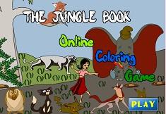 Cartea Junglei 2 de Colorat