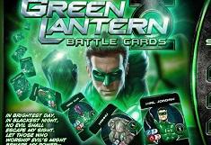 Carti de Joc cu Lanterna Verde