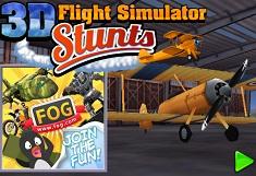 Cascadorii cu Avionul 3D