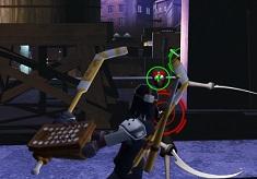 Casey Jones vs Robotii Ninja Malefici